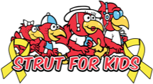 Strut For Kids Logo